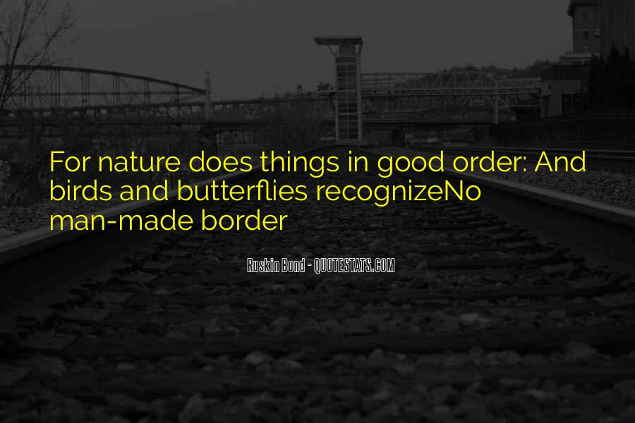 Quotes About Birds And Nature #1265385