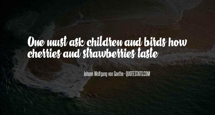 Quotes About Birds And Nature #145746