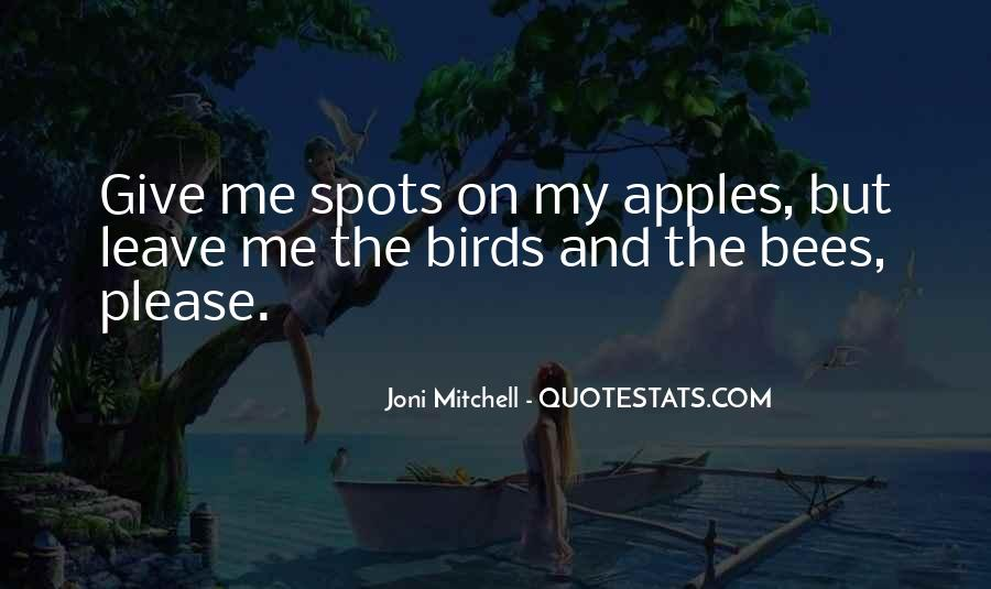 Quotes About Birds And Nature #1556974