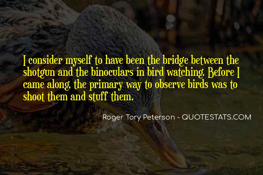 Quotes About Birds And Nature #1619825