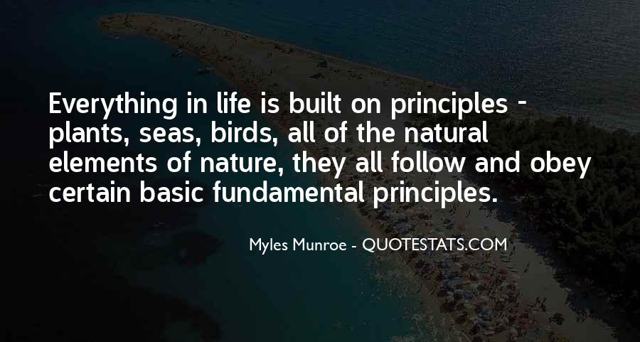 Quotes About Birds And Nature #1809926