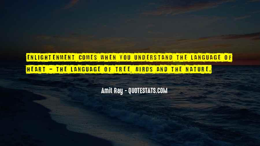 Quotes About Birds And Nature #241003