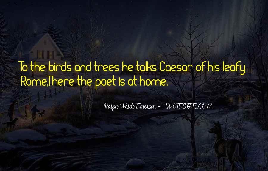Quotes About Birds And Nature #647567