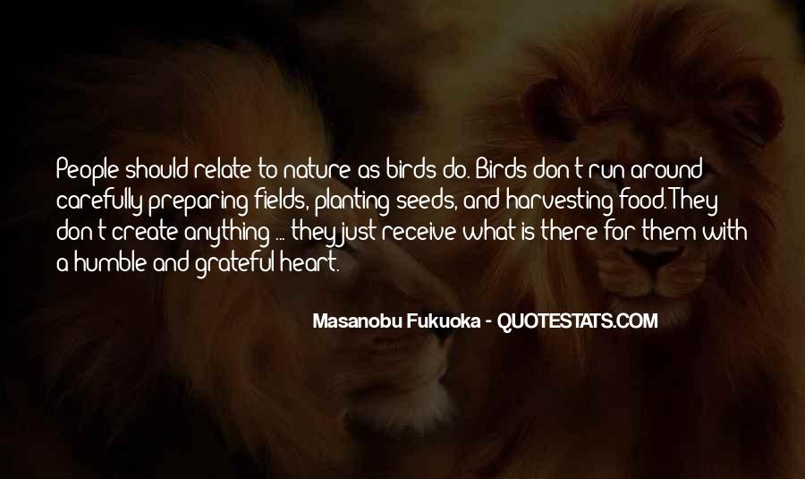 Quotes About Birds And Nature #970012