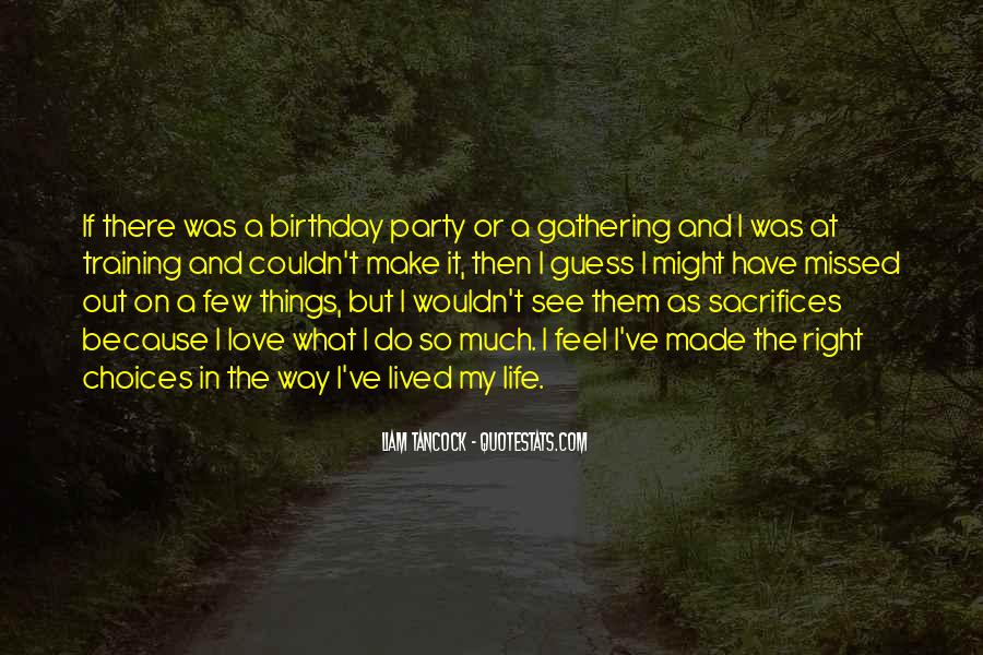 Quotes About My Own Birthday #38322