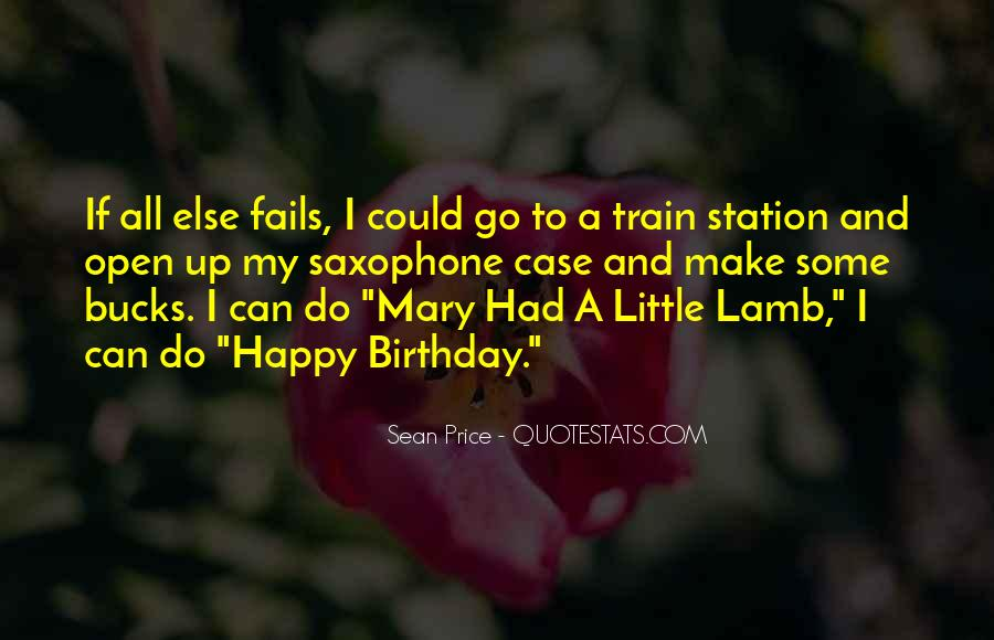 Quotes About My Own Birthday #39630