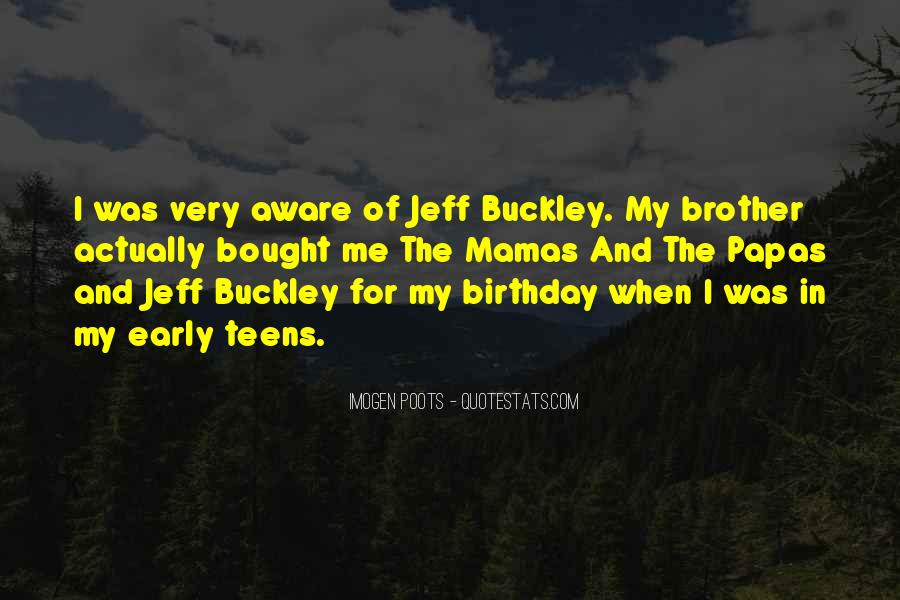 Quotes About My Own Birthday #8046