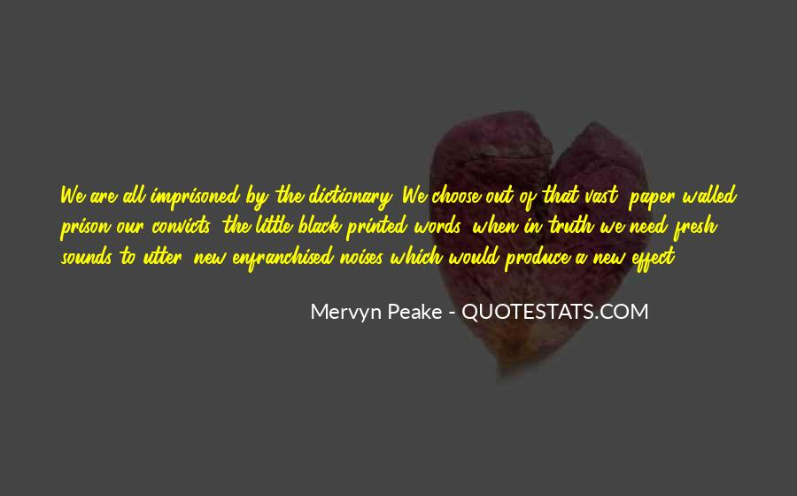 Quotes About All Black #113852