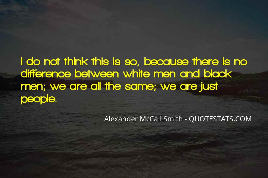 Quotes About All Black #124026