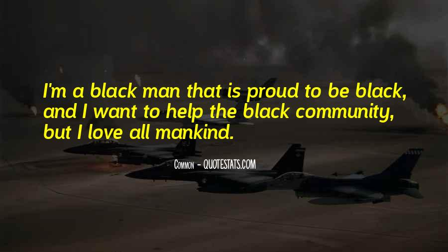 Quotes About All Black #130210