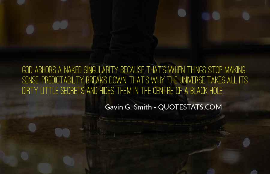 Quotes About All Black #23808