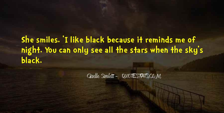 Quotes About All Black #39780