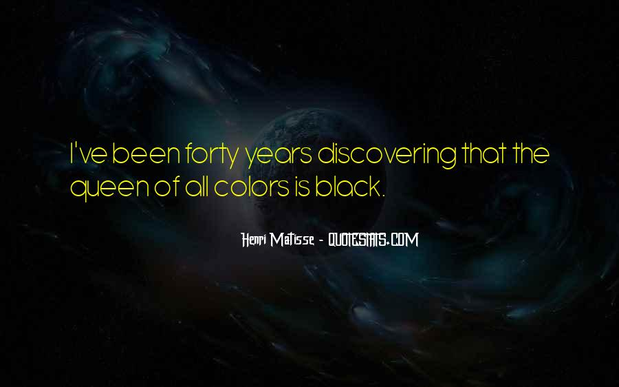 Quotes About All Black #83664