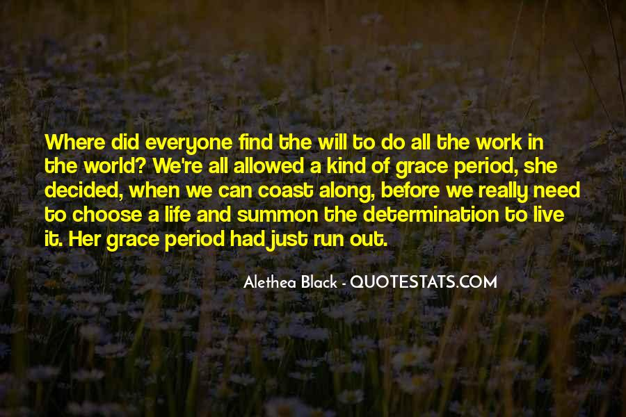 Quotes About All Black #91352