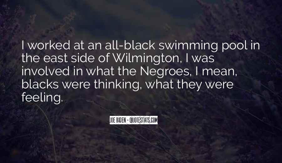 Quotes About All Black #94507