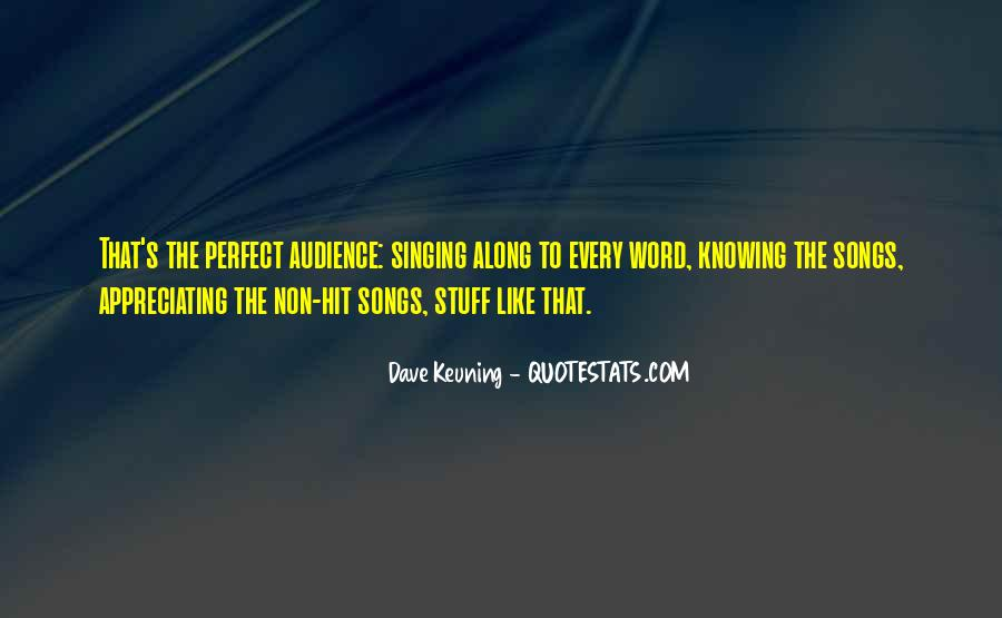 Quotes About Knowing Your Audience #1158384
