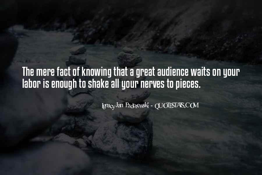 Quotes About Knowing Your Audience #480051