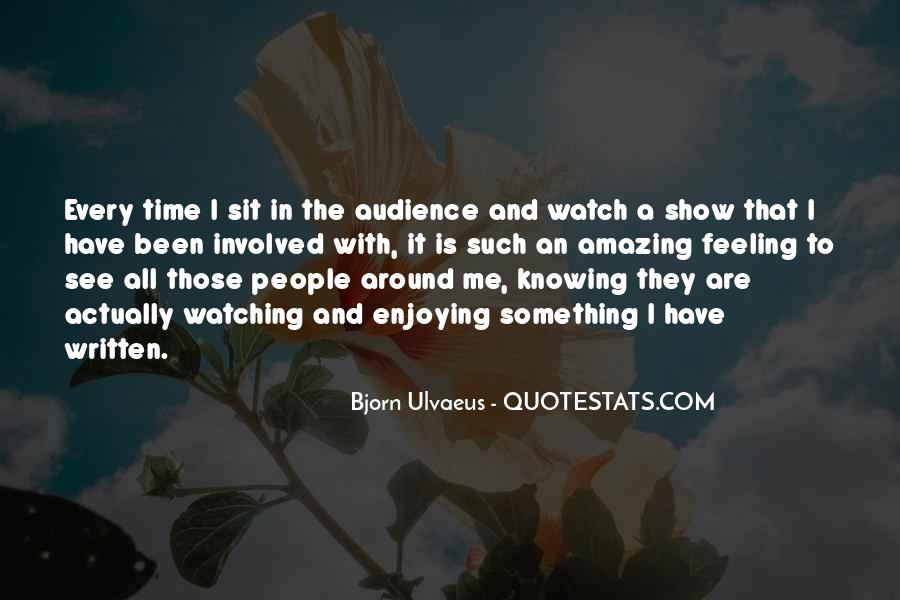 Quotes About Knowing Your Audience #490333
