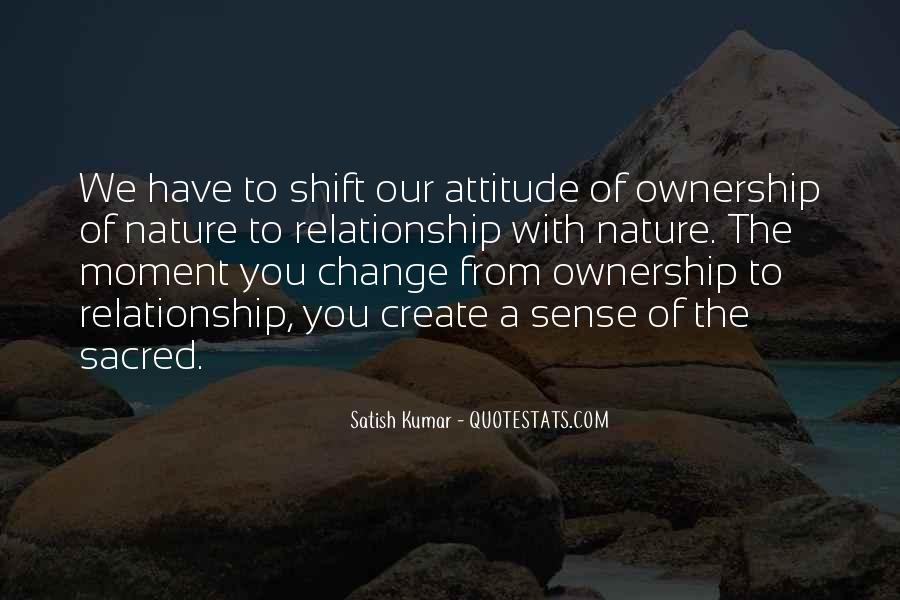 Quotes About Ownership And Sense Of Self #1463117
