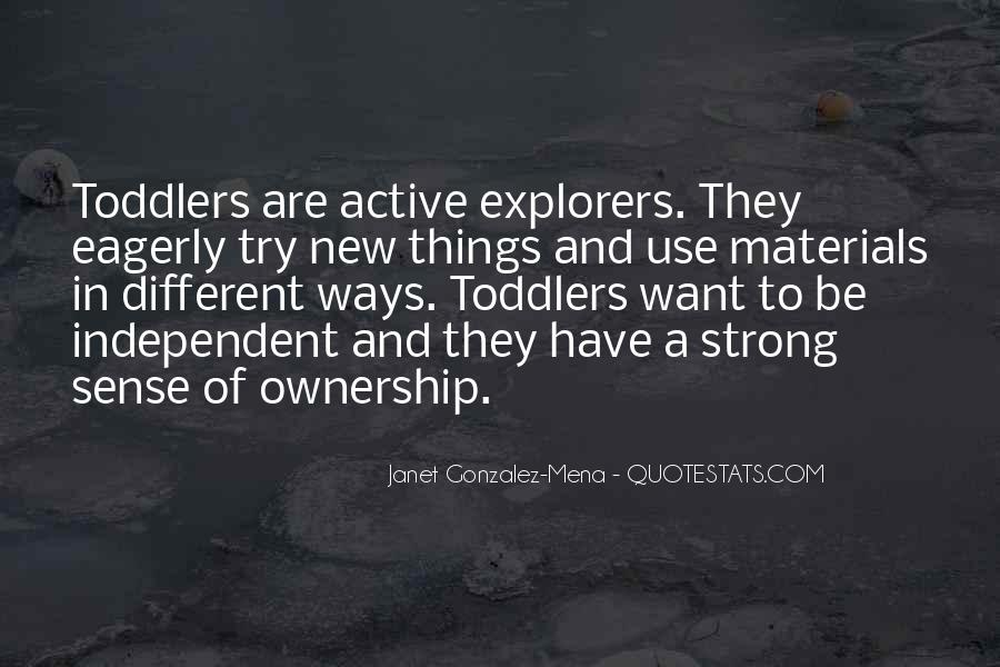 Quotes About Ownership And Sense Of Self #306795
