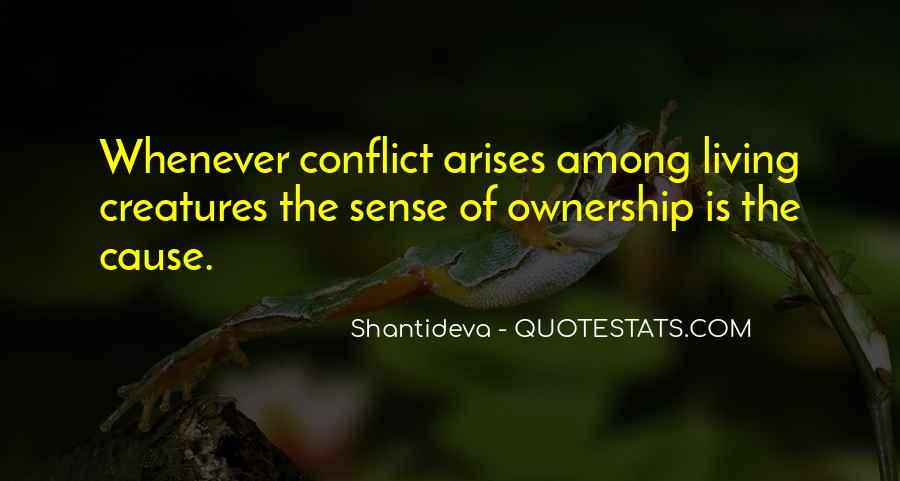 Quotes About Ownership And Sense Of Self #672584