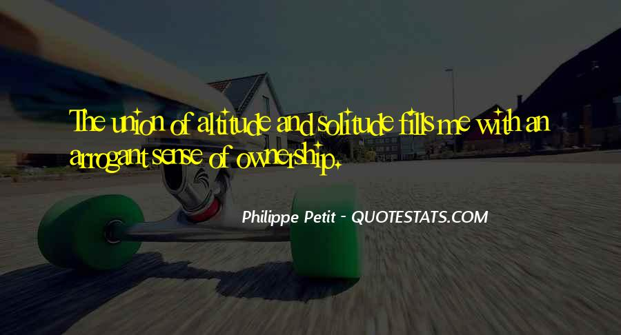 Quotes About Ownership And Sense Of Self #692162
