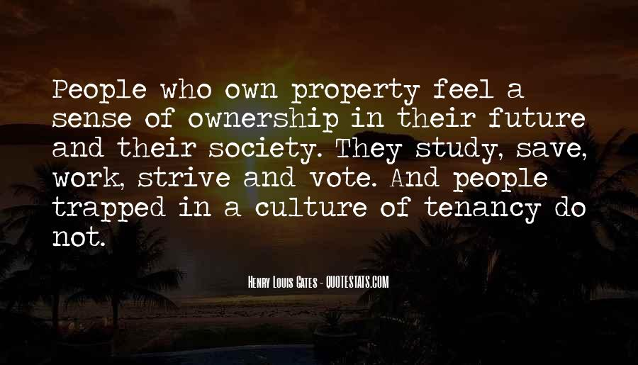 Quotes About Ownership And Sense Of Self #841619