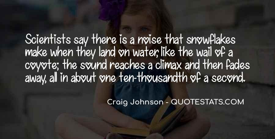 Quotes About Land And Water #1038428