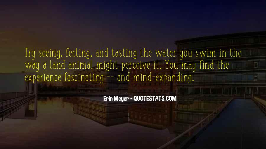 Quotes About Land And Water #105719