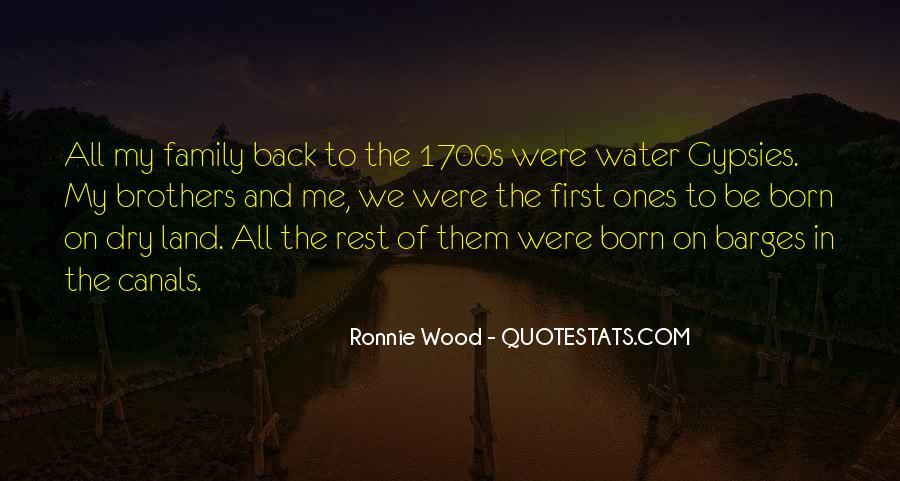 Quotes About Land And Water #202365