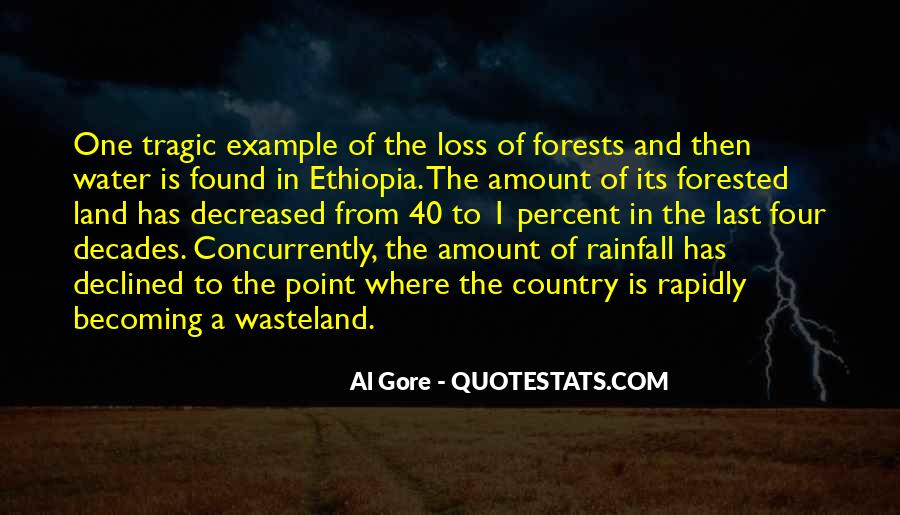 Quotes About Land And Water #858901
