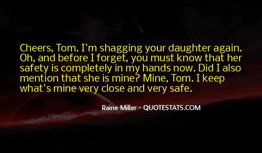 Quotes About Raine #118889