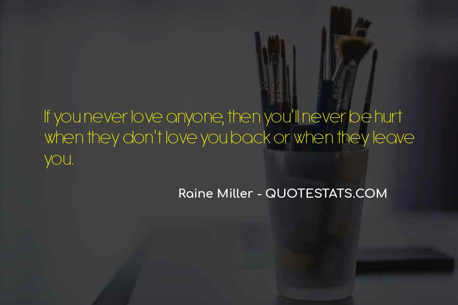 Quotes About Raine #206471