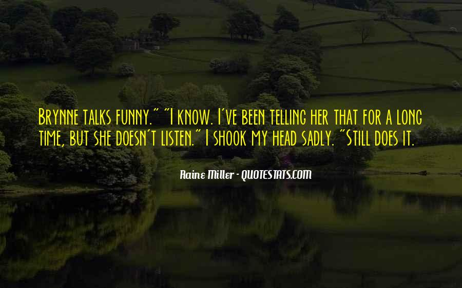 Quotes About Raine #344391