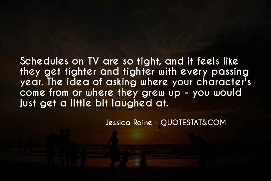 Quotes About Raine #48932