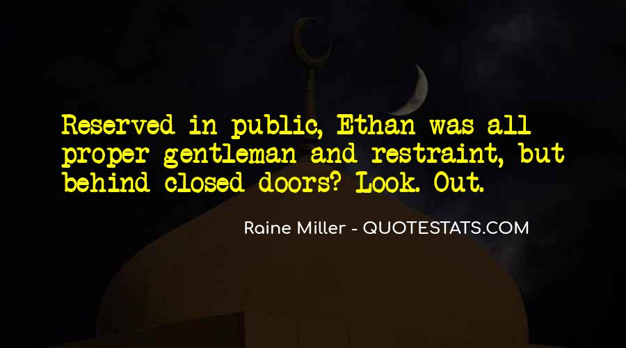 Quotes About Raine #491507