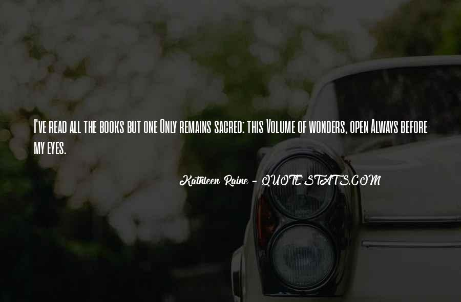 Quotes About Raine #579024