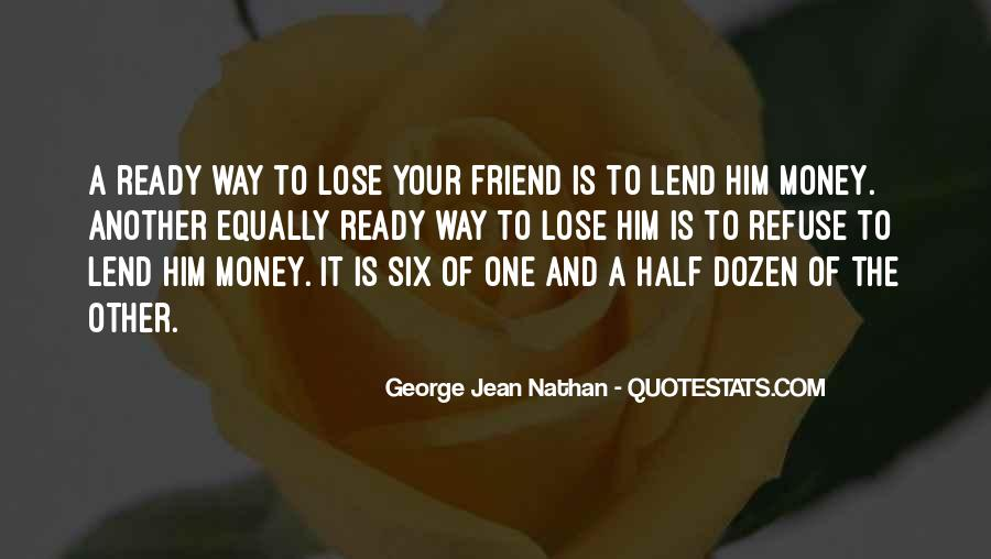 Quotes About Friends That You Lose #151684