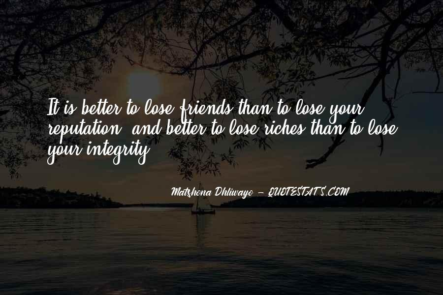 Quotes About Friends That You Lose #188160