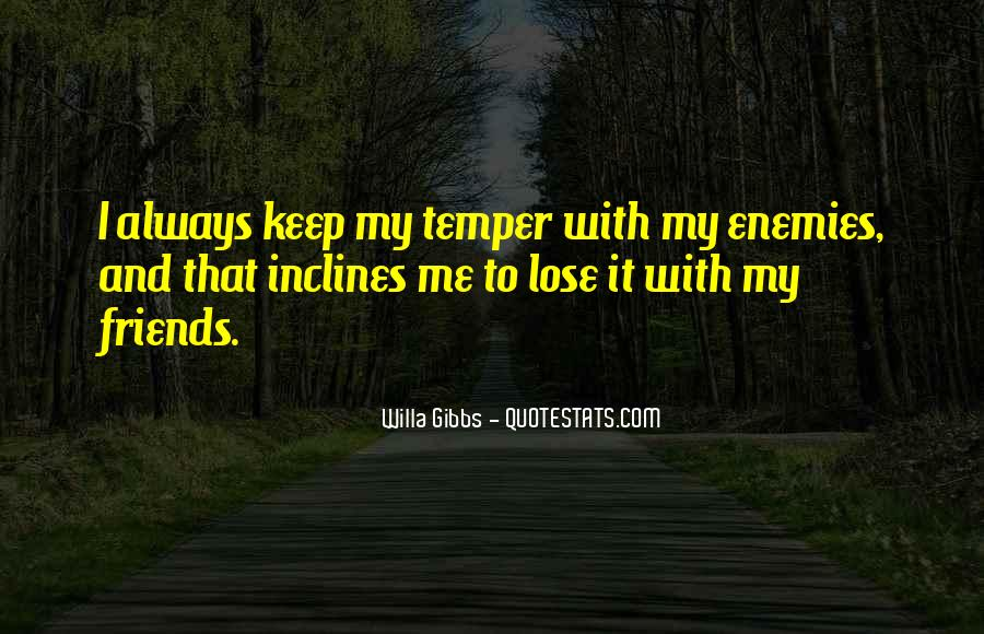 Quotes About Friends That You Lose #451305