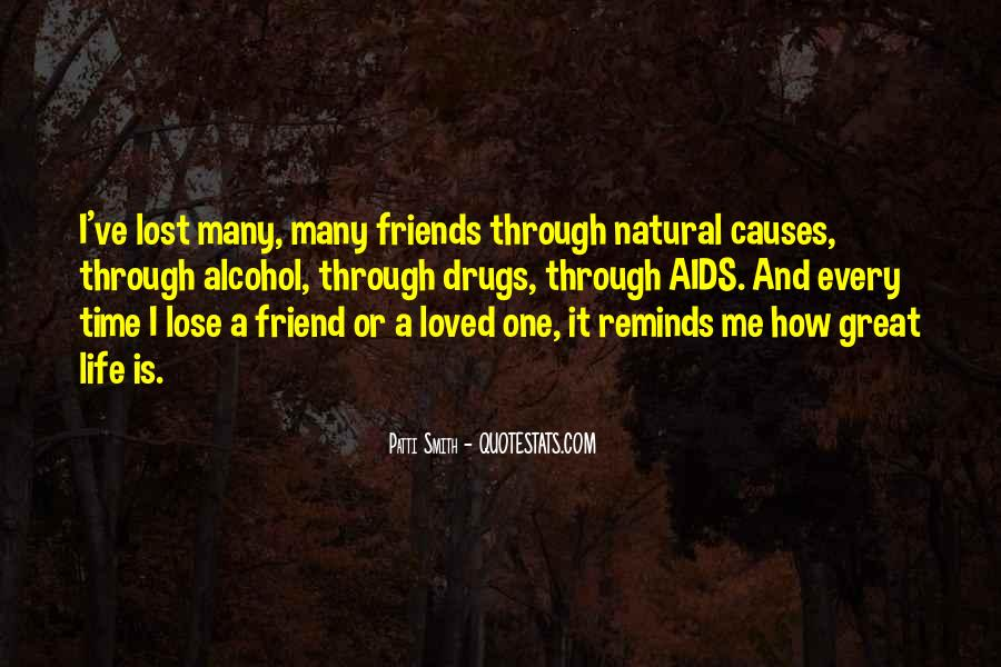 Quotes About Friends That You Lose #463181