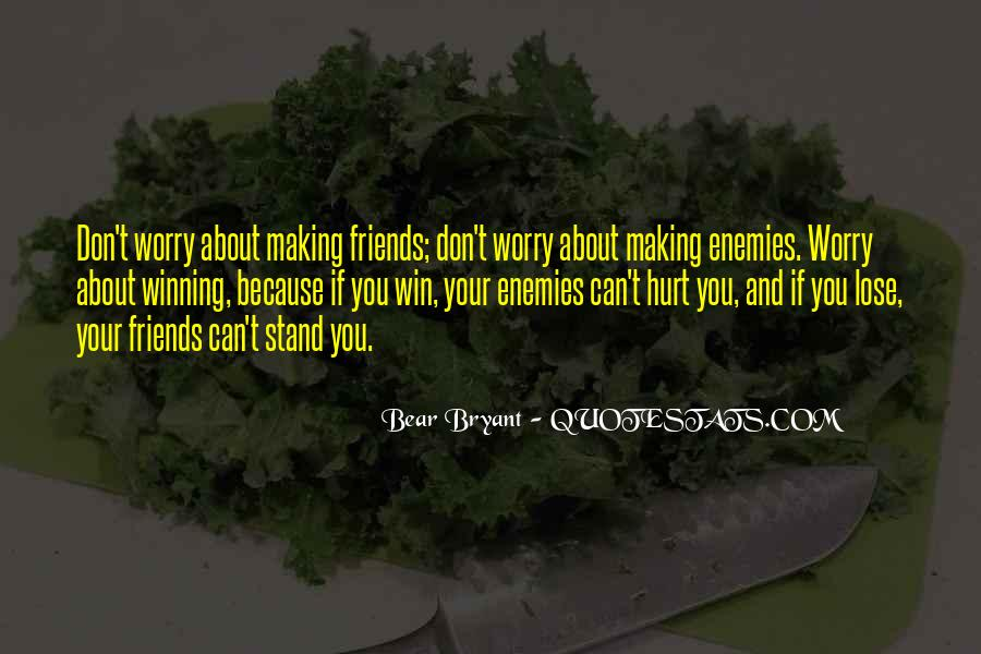 Quotes About Friends That You Lose #498783
