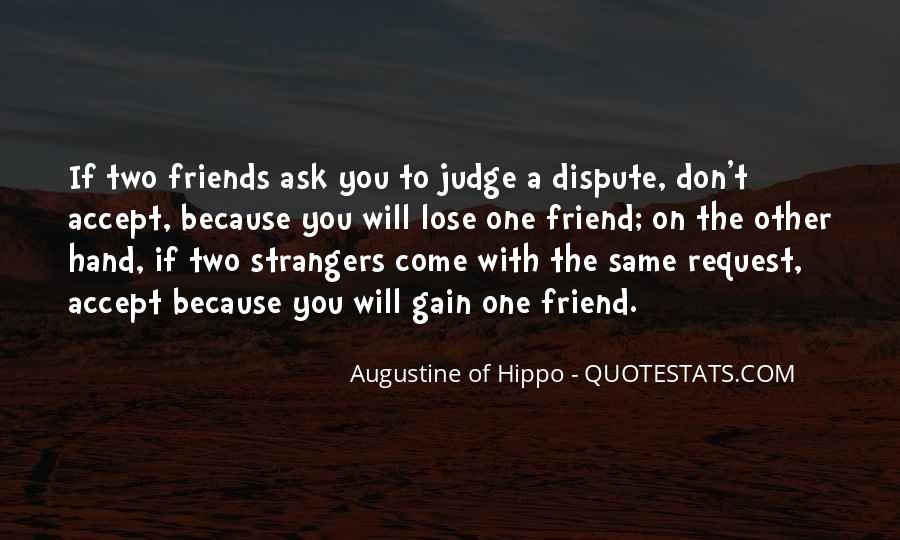 Quotes About Friends That You Lose #698216