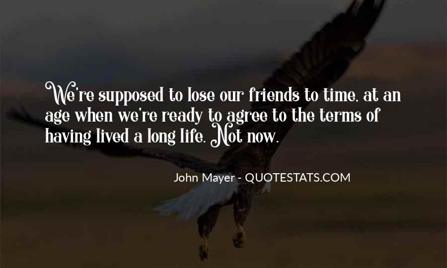 Quotes About Friends That You Lose #812802