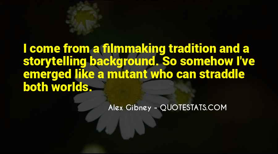 Quotes About Experimental Film #1279292