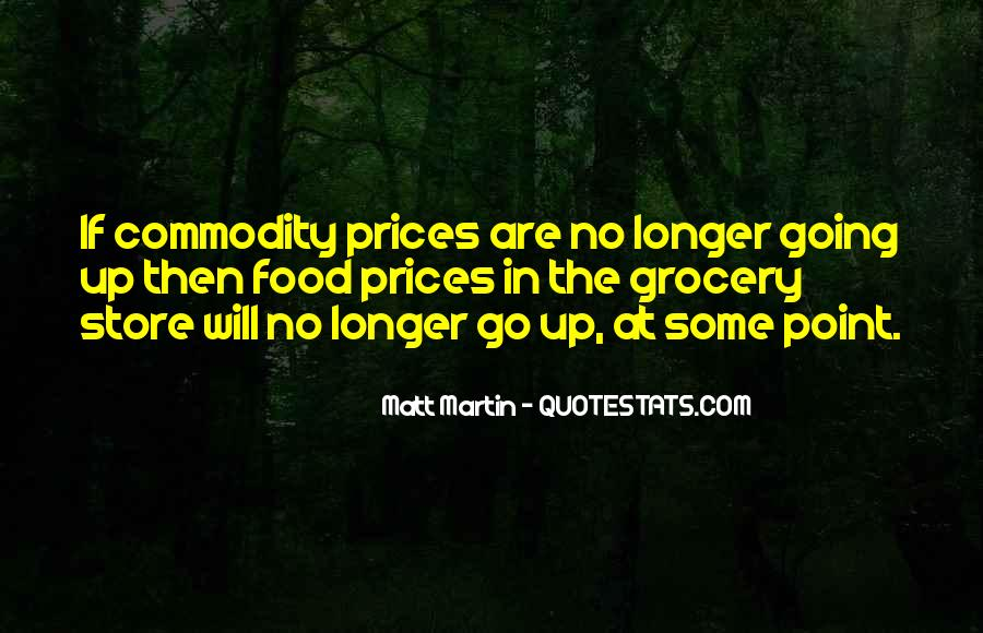 Quotes About Groceries #1089555