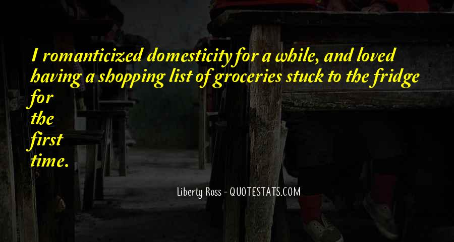 Quotes About Groceries #1204121