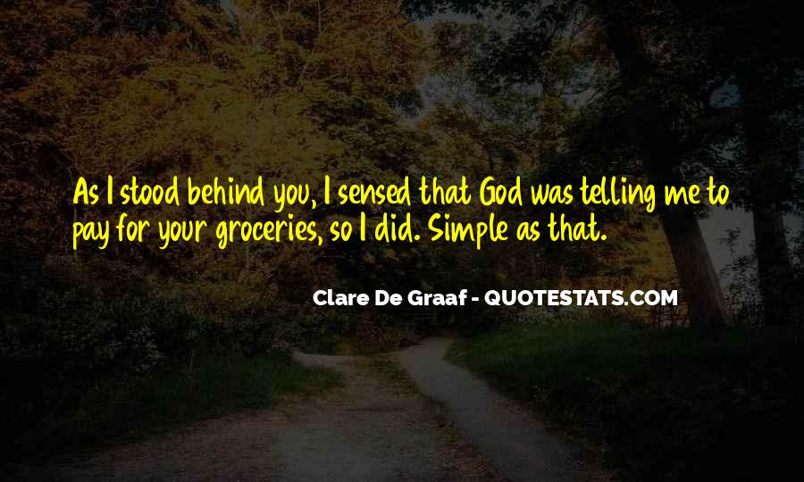 Quotes About Groceries #1345877