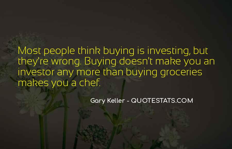 Quotes About Groceries #342093