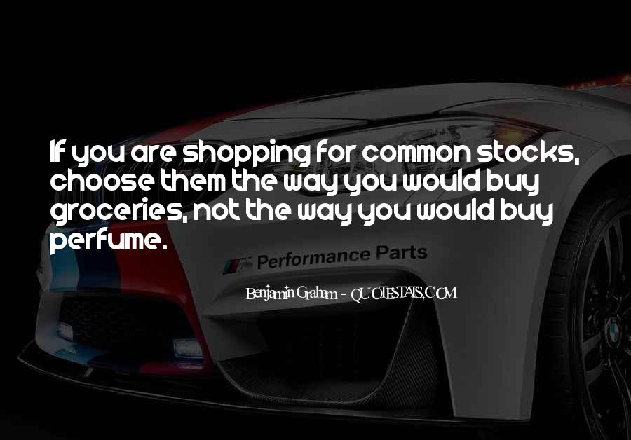 Quotes About Groceries #342260